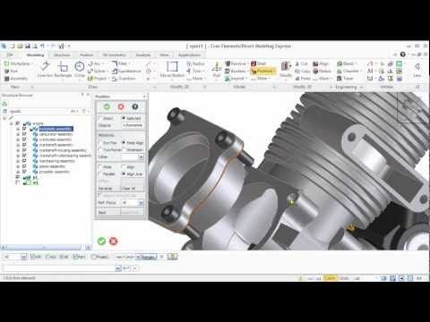 Training Module8 Parts And Assemblies Train Expressions Training Video
