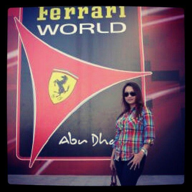 My trip to #ferrariworldabudhabi . Last Dec 2011. Awesome #holiday #instagram Web Instagram User » Followgram