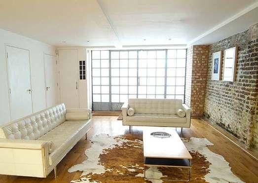 Momento decoraci n ladrillo a la vista paredes con - Ladrillo visto interior ...