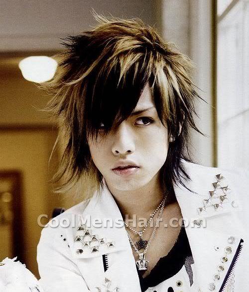 Japanese Visual Kei Hairstyles For Guys Mens Hairstyles Medium