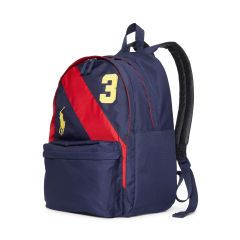 e7fb2deeb560 Large Banner-Striped Backpack - Personalization Bags - RalphLauren ...