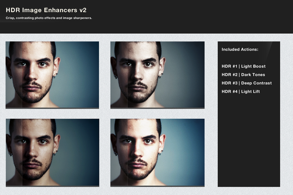 Check out HDR Image Enhancers v2 by moloneymike on Creative Market