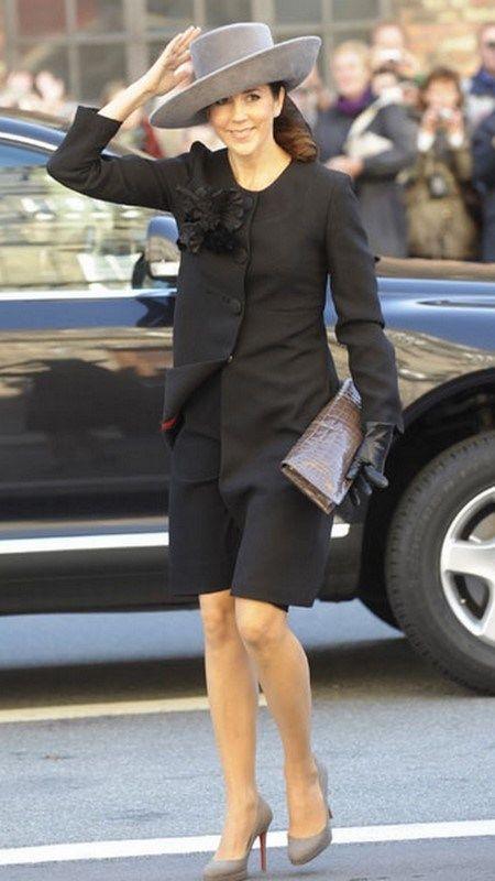 Princess Mary, October 6, 2009