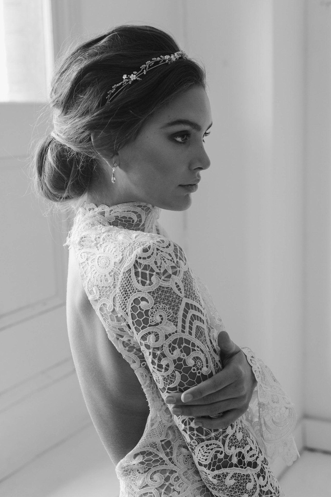 tania maras / seeking myrtle | wedding accessories | veils