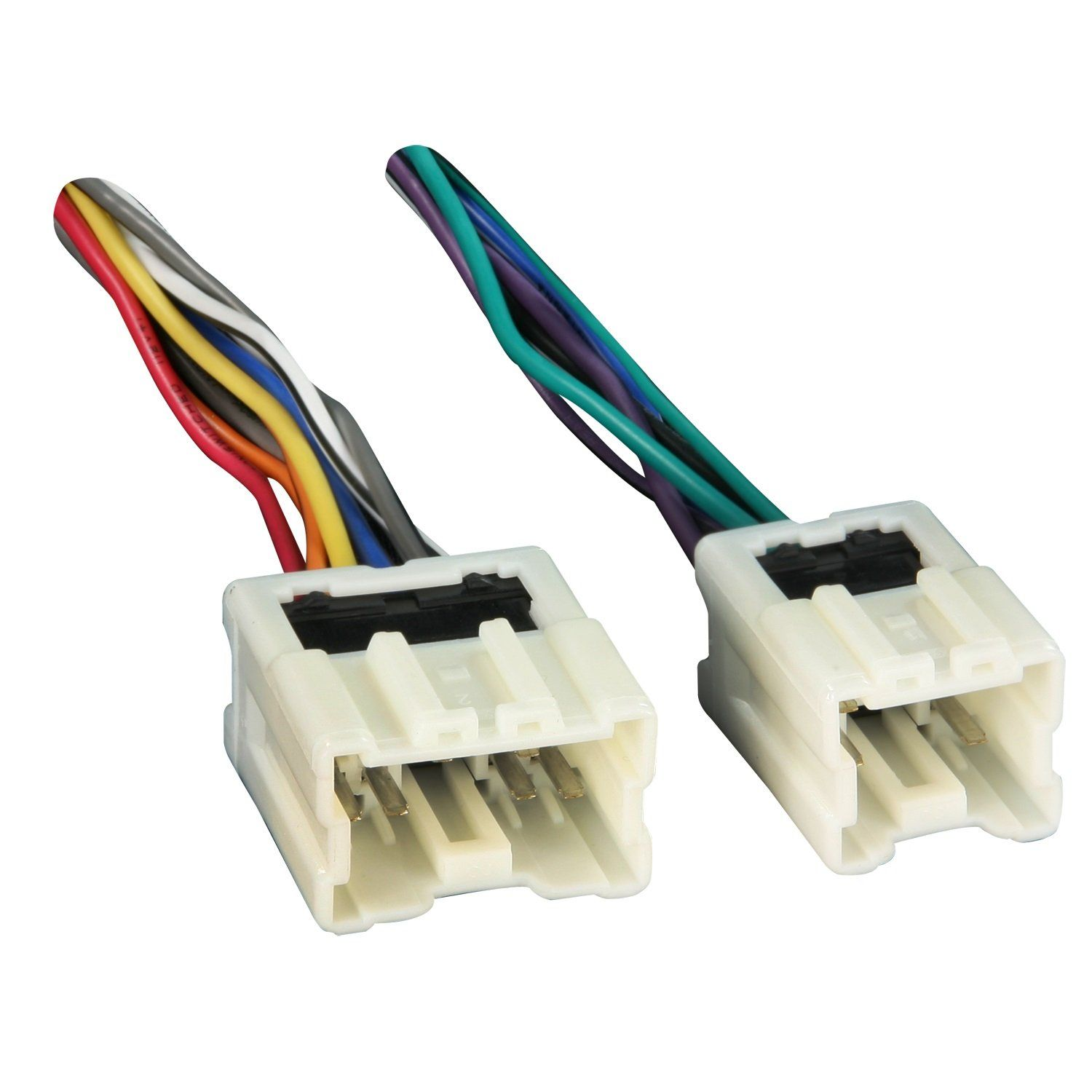 Metra 70 7550 Wiring Harness For Select 1990 2005 Nissan Infiniti Vehicles Car Harness Nissan R Infiniti Vehicles