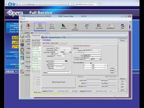 Maestro Property Management System Tutorial