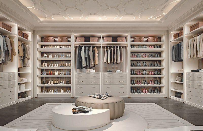 Finally my Closet Reveal!