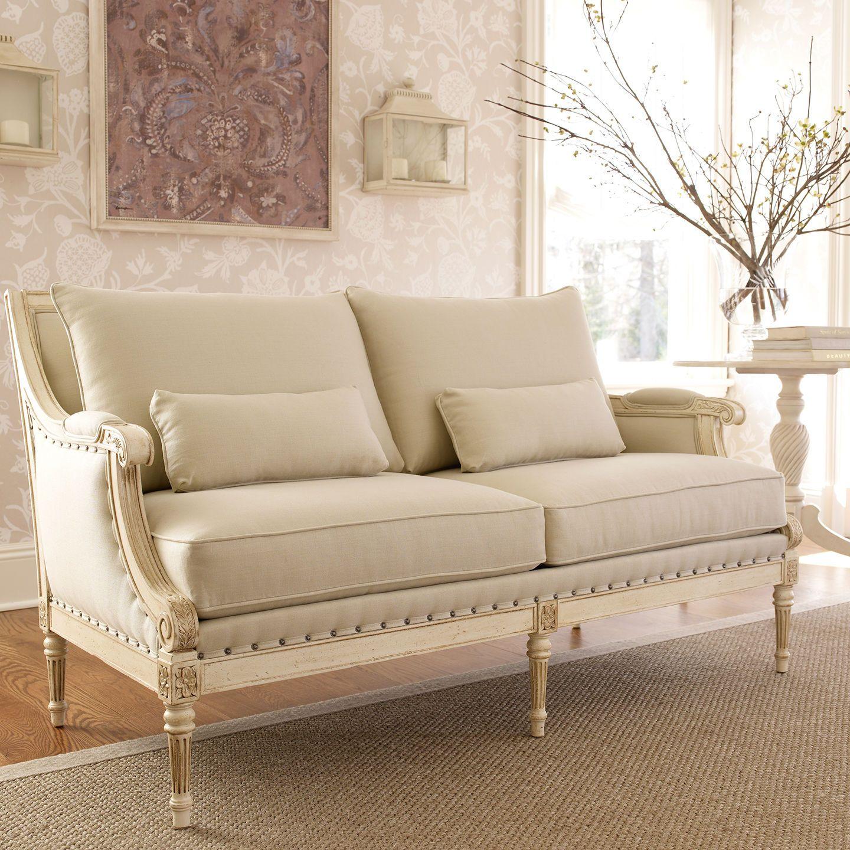 Fairfax Loveseat Ethan Allen Us Furniture Home Decor