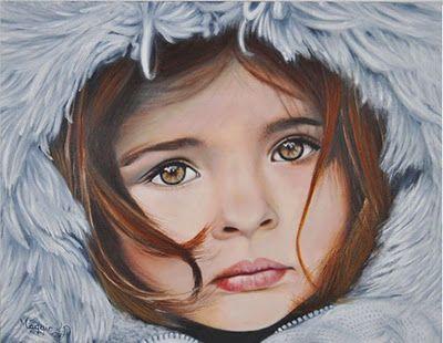 Galeria Pinturas Rostros Niñas Al óleo Pinturas Al óleo Bo Bartlett Realism Art Art