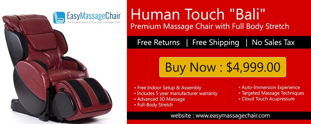 human touch chairs near me