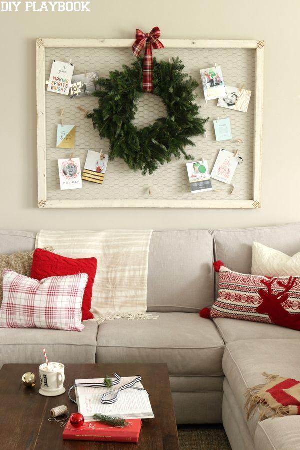 Displaying Sentimental Holiday Decor for the Christmas Season ...