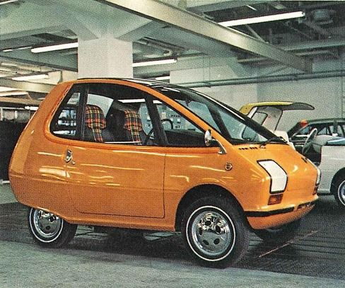 1970 Electric Cars Make Their Debut