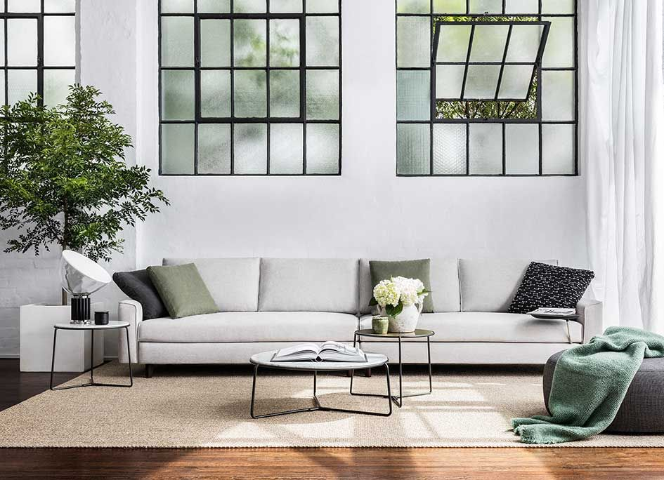 Delta Iii Flexible Modular Sofa Lounge Couch King Living