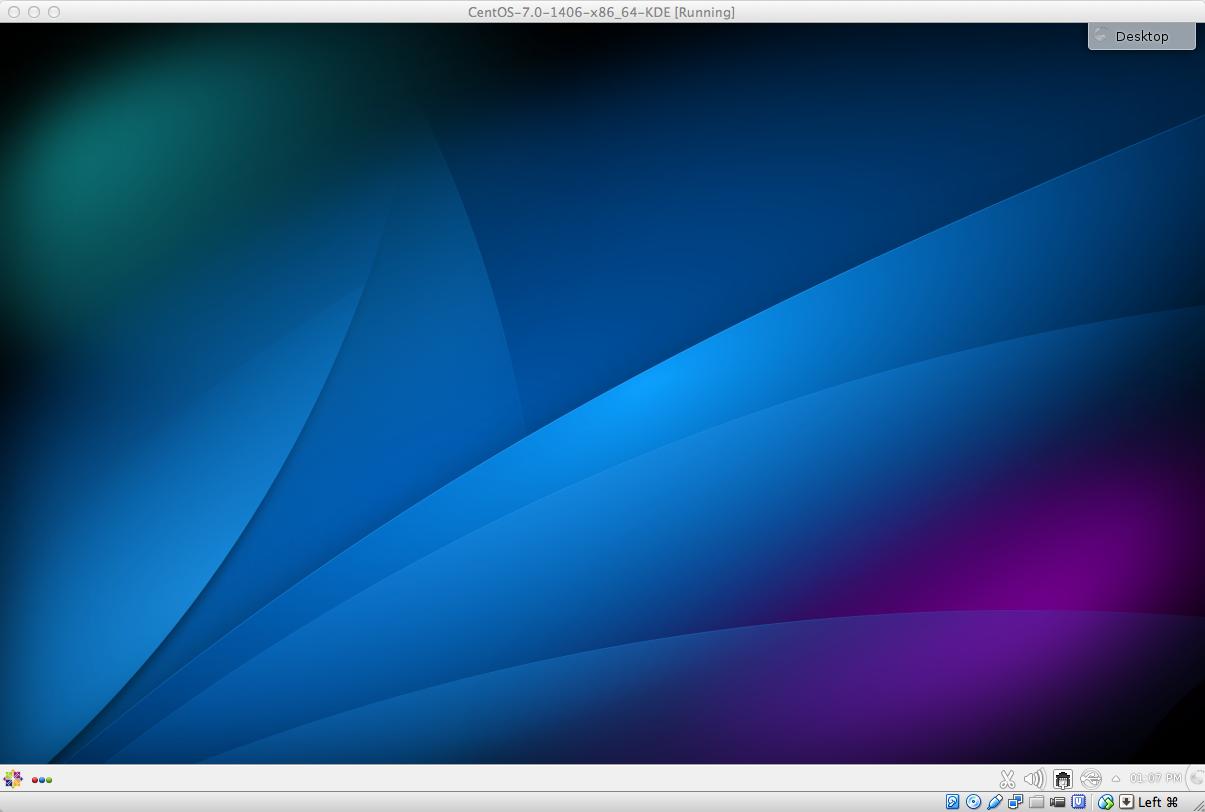 Default wallpaper - Download CentOS 7 0-1406 VirtualBox VDI | CentOS