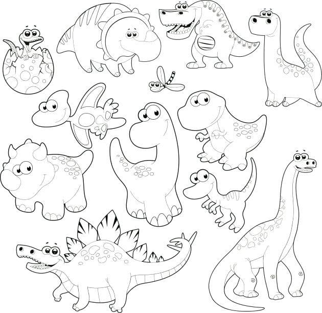 colorear dinosaurios para juegos para colorear dinosaurios gratis ...
