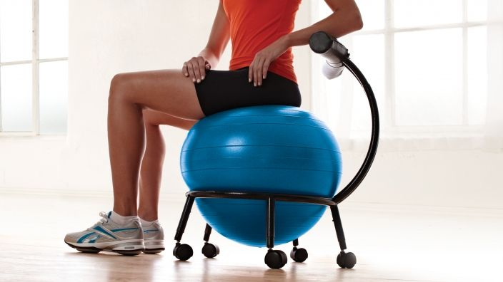 gym ball chair uk hair braiding chairs opensky health wellness pinterest fitness and balance maybe it could fix my horrible desk posture