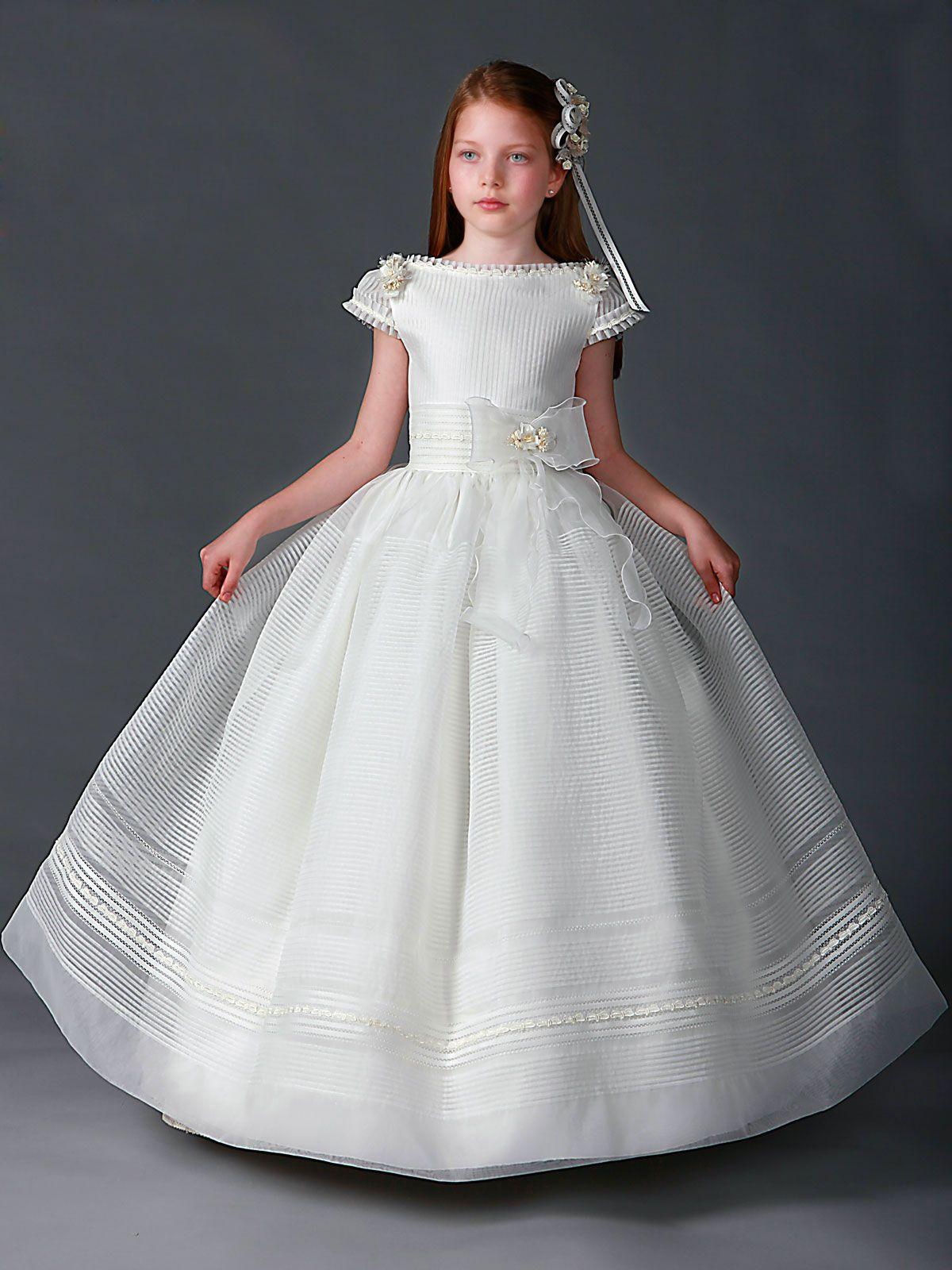 3877ad4001 Modelos de Vestidos de Fiesta para Bebes hermosos
