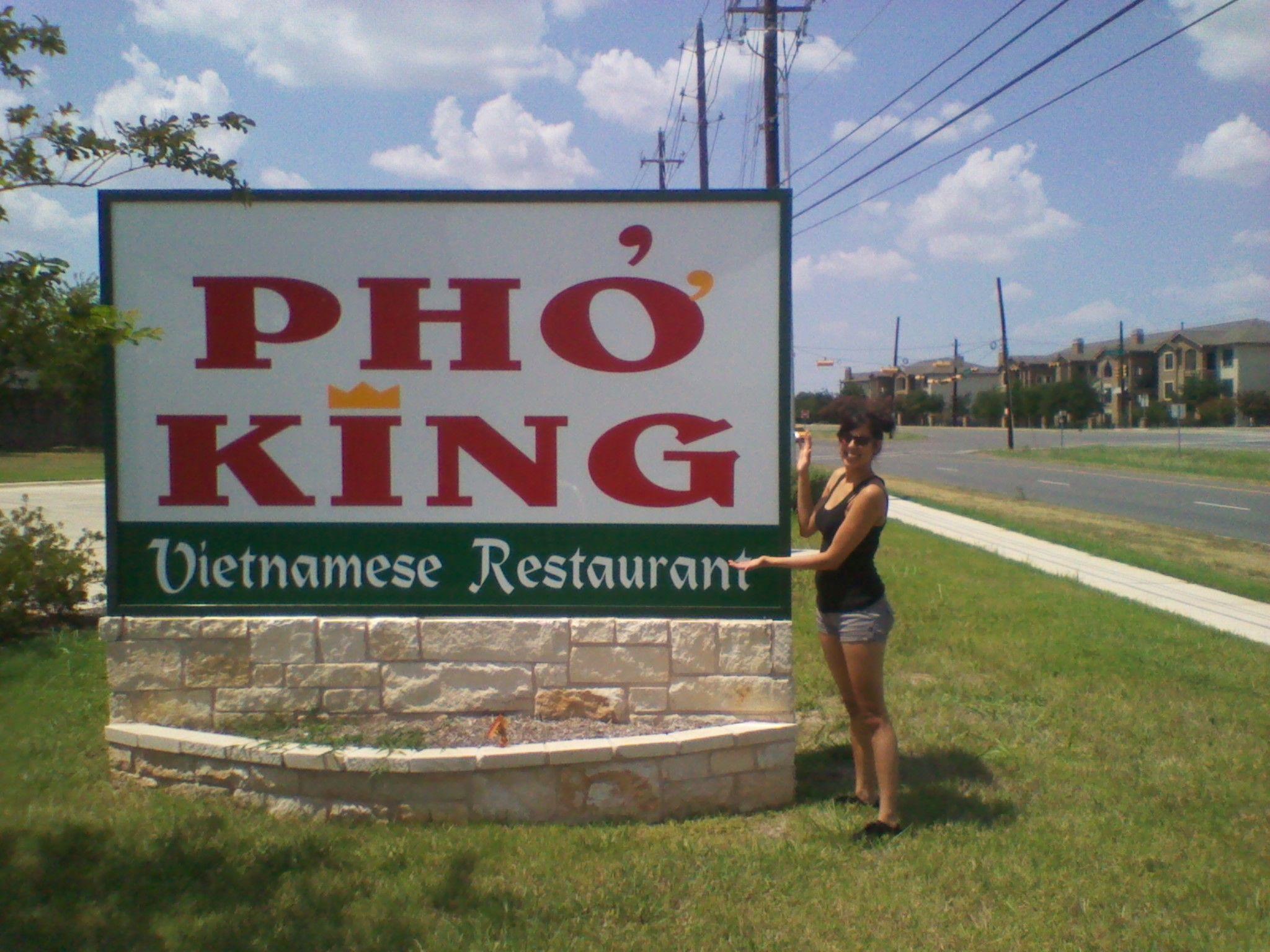Pho King Austin Tx Funny