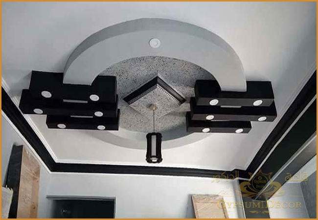 اسقف جبس بورد جديد 2021 Modern Decor Ceiling Lights Modern Design