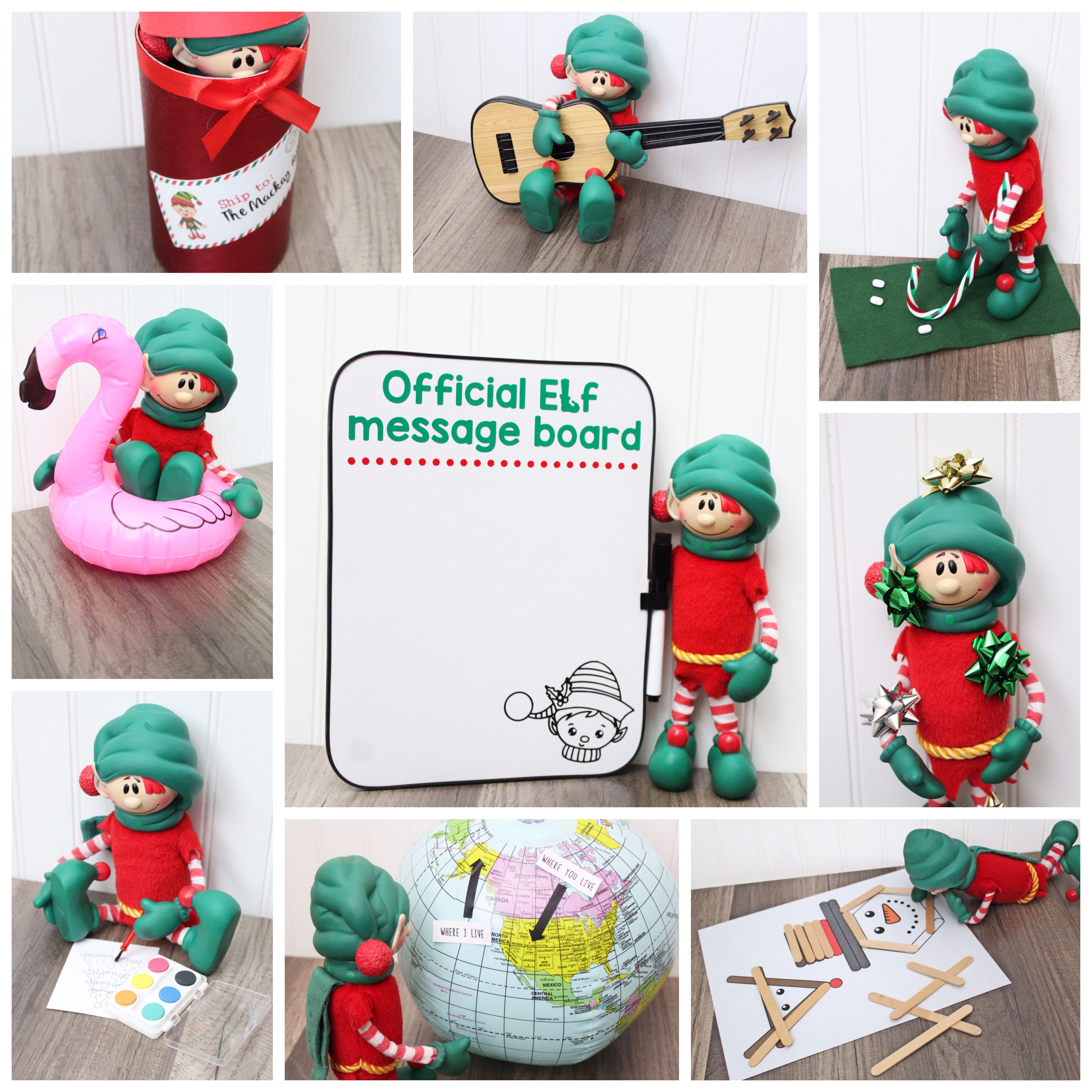 Pin By Little Wiggles Design On Christmas Kid Activities