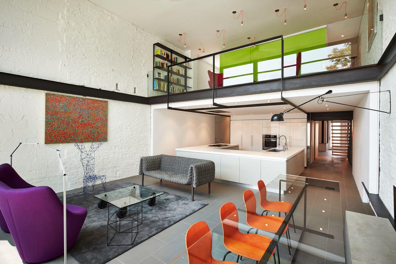 loft cocina americana | IDEAS COCINA | Diseño de cocina ...