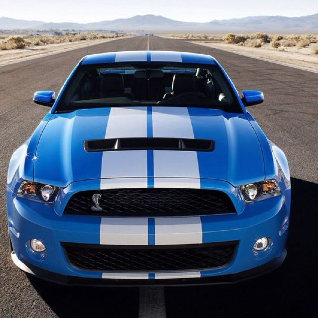 Ford Shelby Gt 500, Ford Mustang