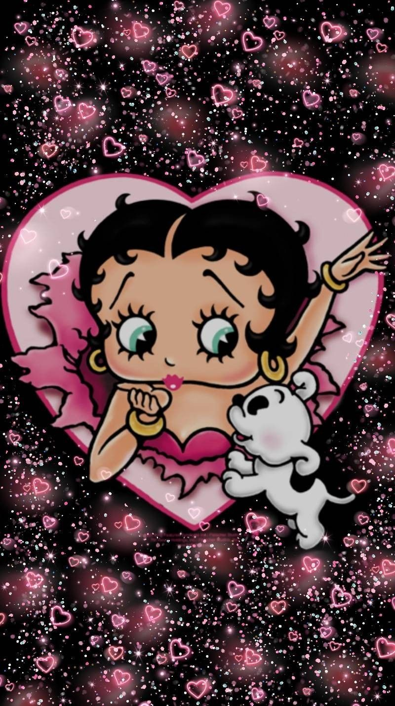 Pin By Kimberly Taylor On Betty Betty Boop Pink Betty Boop Wallpaper Betty Boop Pictures