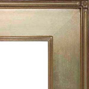 Corner Photo Frames 11x14 picture frame | silver closed corner frame [cc65] | frames