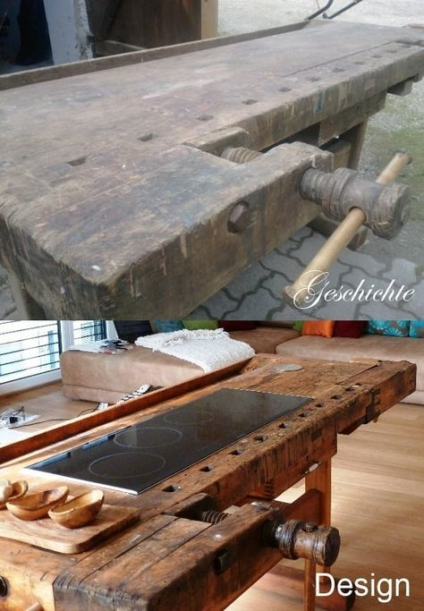 rustikale esszimmer bilder: alpenmöbel hobelbank-möbel für ... - Rustikale Bder
