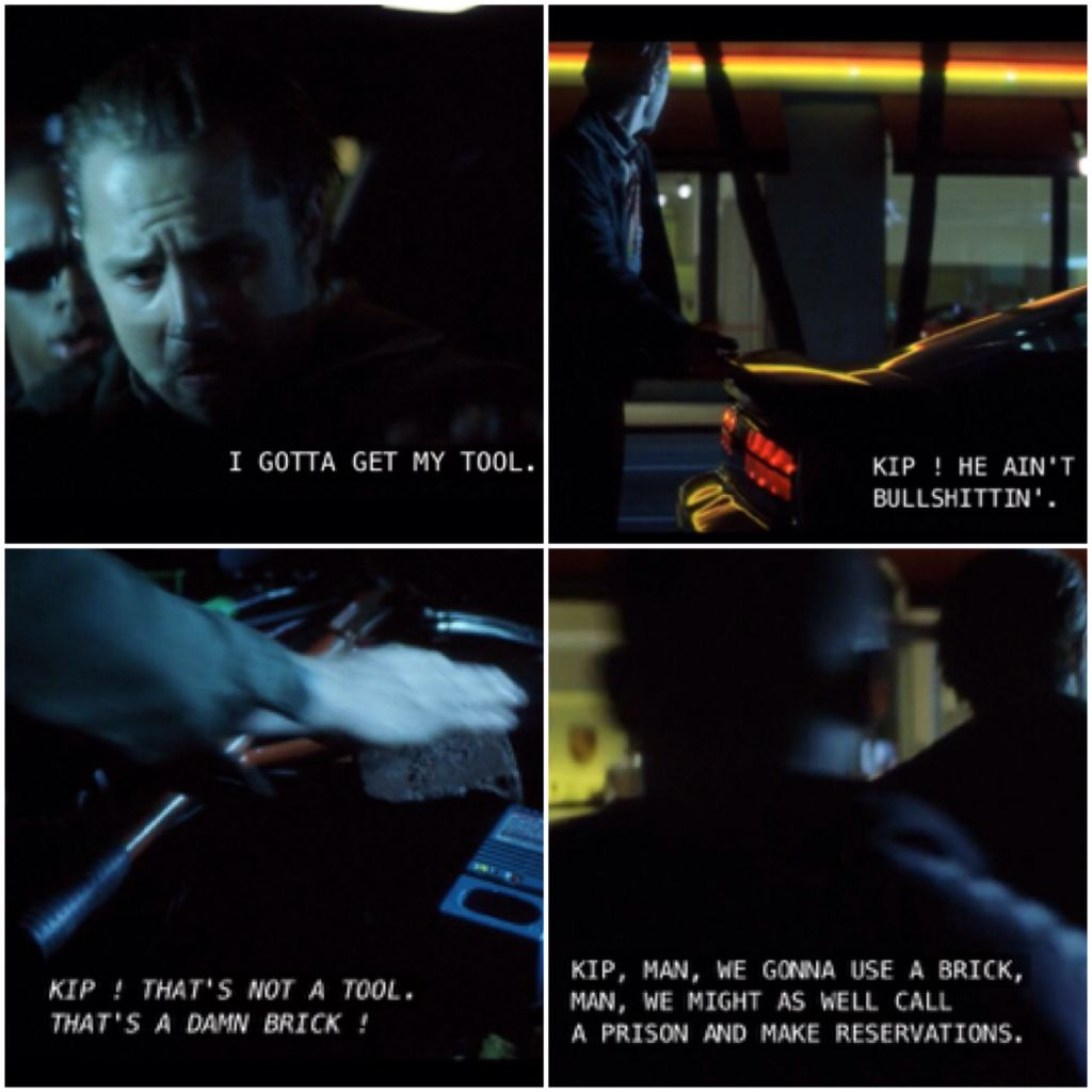 Gone in 60 Seconds movie quotes