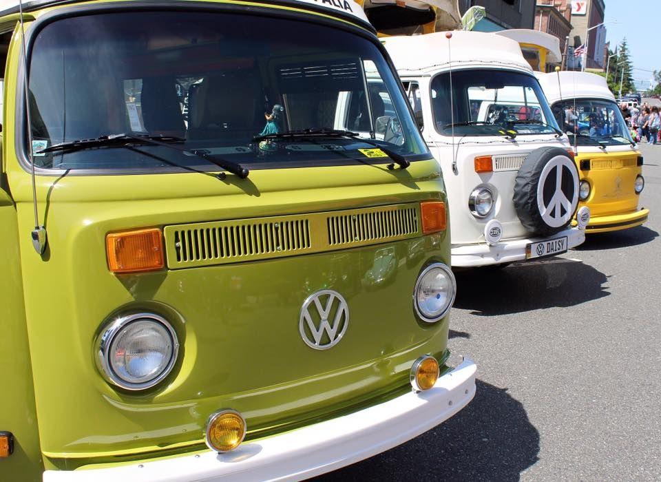 Ok, now let's get in formation. University Volkswagen