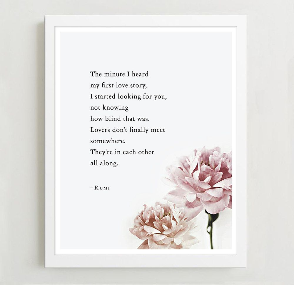 Image Result For Rumi Poems Love