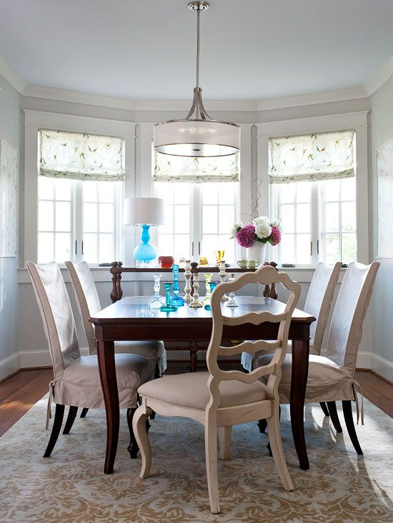 House Tour Tudorstyle Home Renovation  Informal Dining Rooms Pleasing Better Homes And Gardens Dining Room Decorating Design