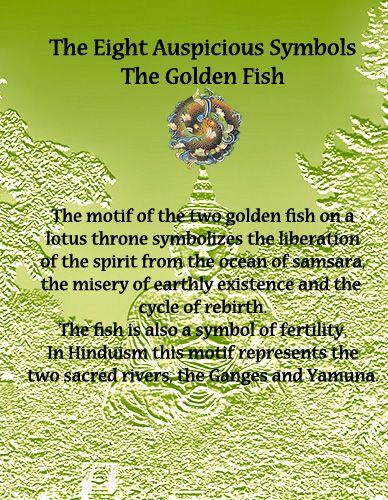 Sigils Symbols The Eight Auspicious Symbols Of Buddhism