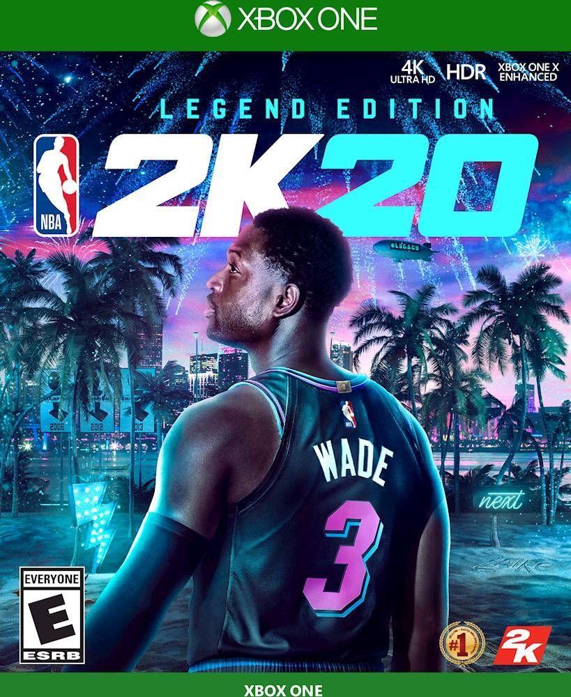 Nba 2k20 Legend Edition Xbox One Digital Digital Item Best Buy In 2021 Xbox One Games Game Cheats Games