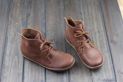 ae15b48743 Hand-made Genuine Leather Boots