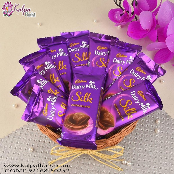 Sweet Chocolate Hamper ( Order Chocolates Online India