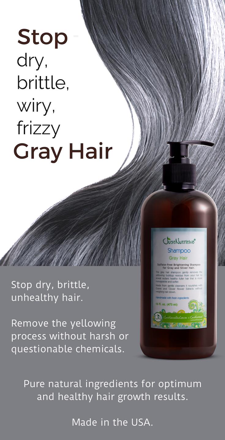 Gray Hair Shampoo Shampoo For Gray Hair Hair Shampoo Best Grey Hair Tan Skin