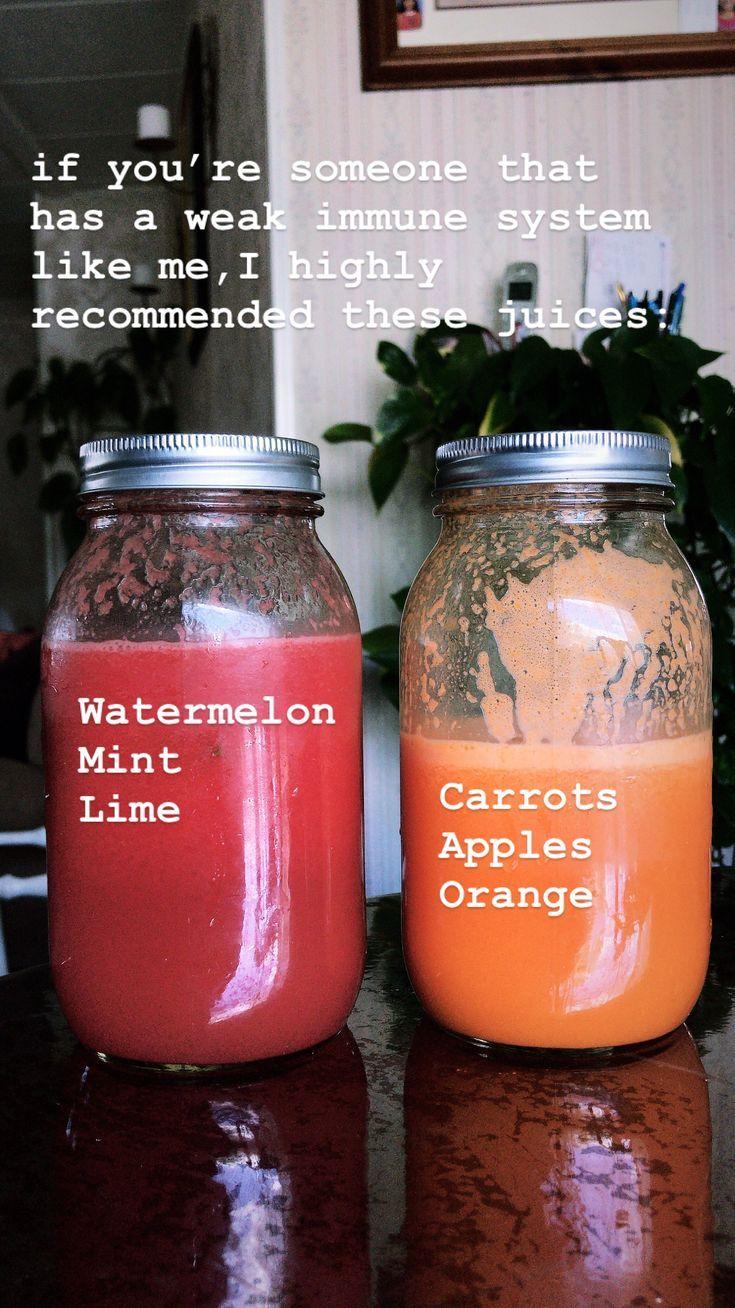 Healthy DIY juices!   Healthy recipes