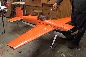 "Aeroworks 50cc Edge 540 ARF QB - I get my ""dream"" RC plane"