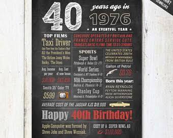 1839b59504c9f 40th birthday ideas for men - Google Search   Jason's 40th birthday ...