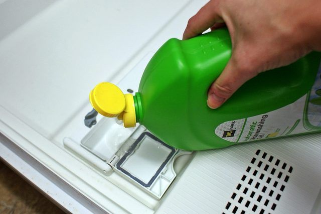 How To Clean A Dishwasher Hunker Whirlpool Dishwasher Clean Dishwasher Household Hacks