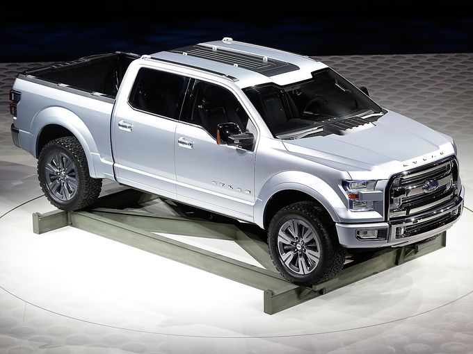 Ford Atlas The 2015 Ford Atlas 197 Coming Soon To Four Seasons