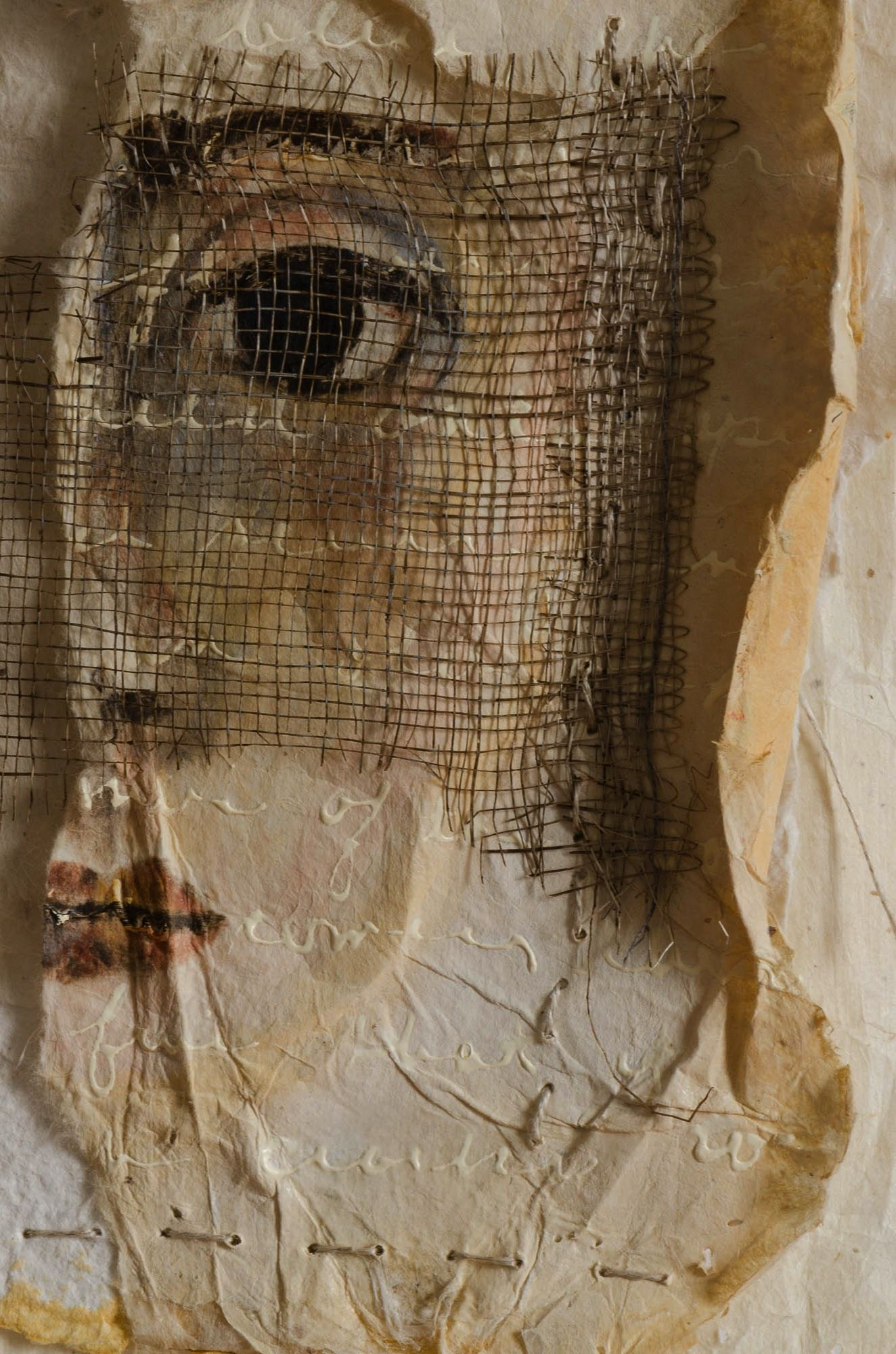 Grey Veiled Faces Arlene Morris With Images Obrazy Sztuka