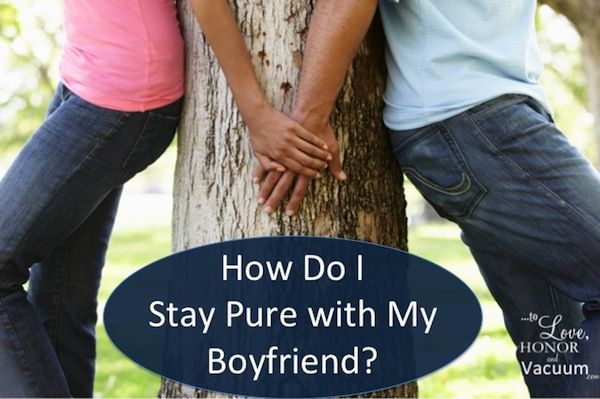 Prepare for first sex with boyfriend