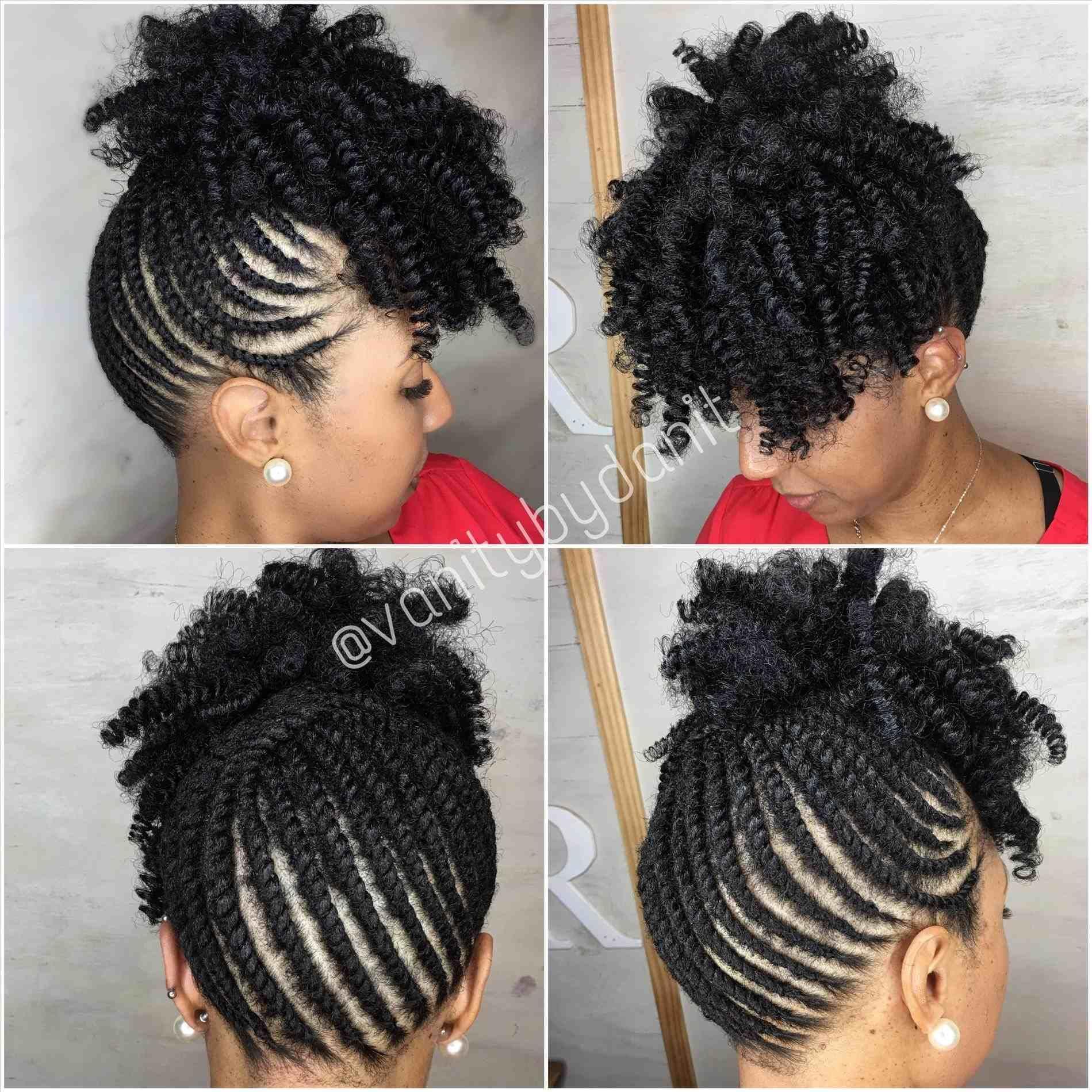 curls by vanity danit twist Black Natural Hair Twist Styles up ...