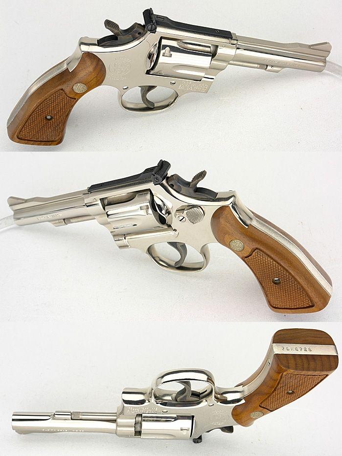 SMITH & WESSON S&W MODEL 15-4 K-38 COMBAT MASTERPIECE .38 S&W REVOLVER Item: 8993657   Mobile GunAuction.com