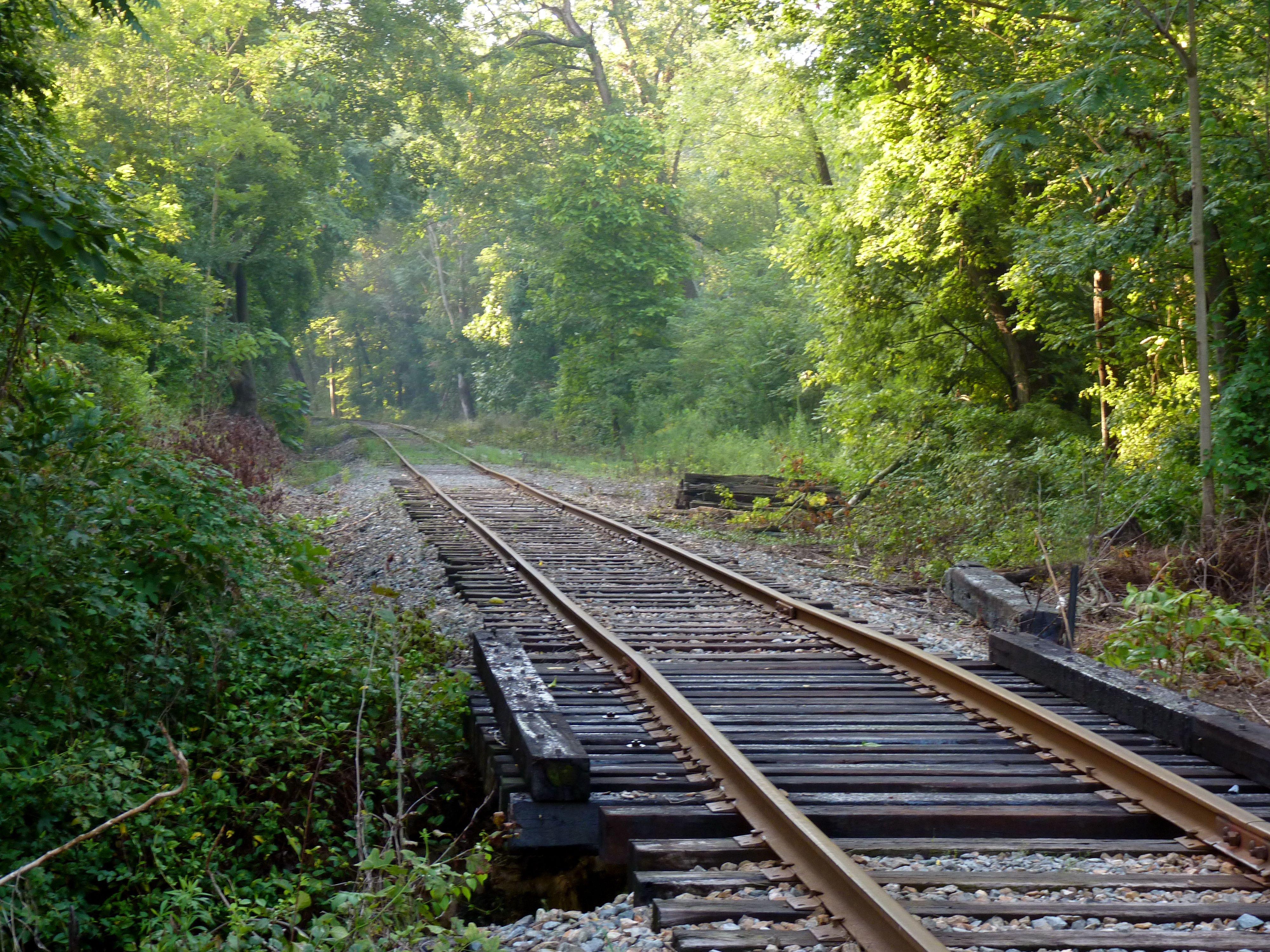 Greenbank stretch of the Wilmington & Western Railroad, Wilmington DE