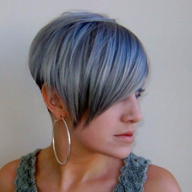Du bist von Deiner Haarfarbe vollkommen gelangweilt? Versuch es mal ...