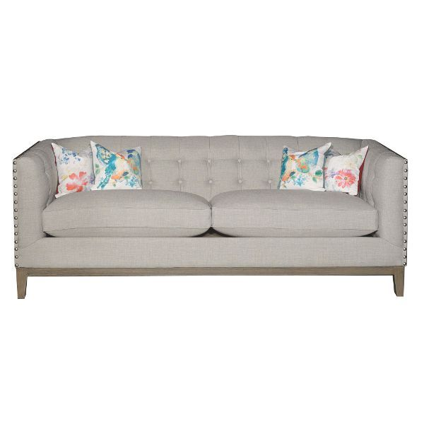 Groovy Mid Century Modern Taupe Sofa Gail Sofas Benches In 2019 Pabps2019 Chair Design Images Pabps2019Com